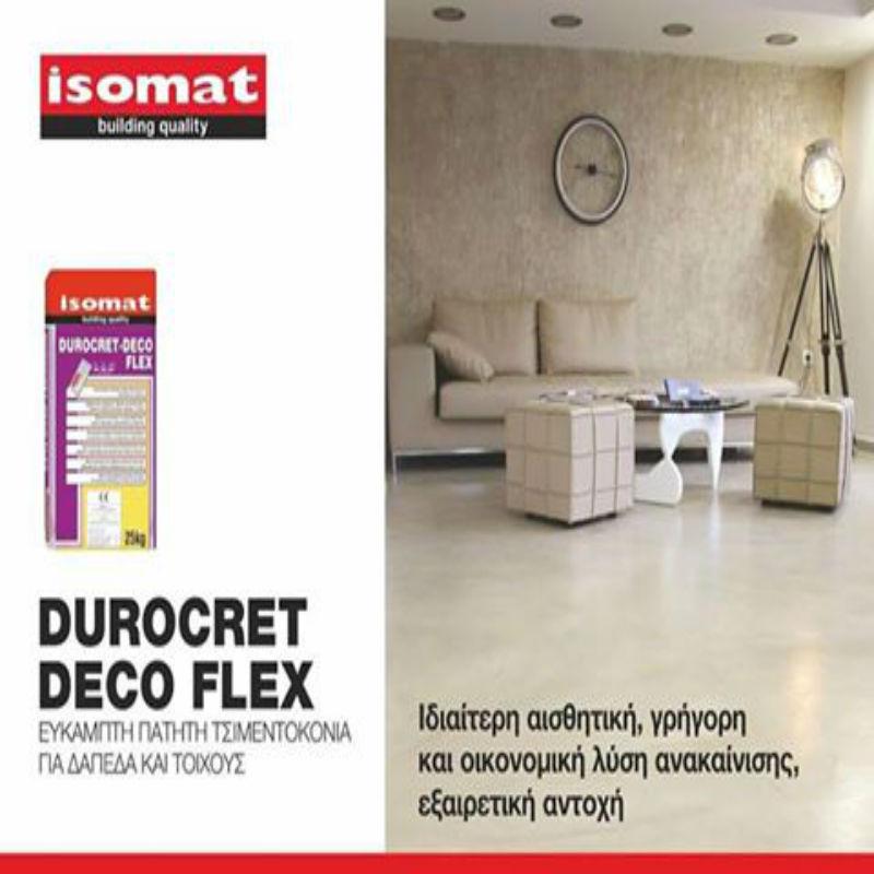 DUROCRET DECO FLEX